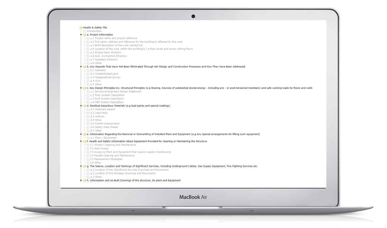 Digital O&M Manuals - Desktop view 3